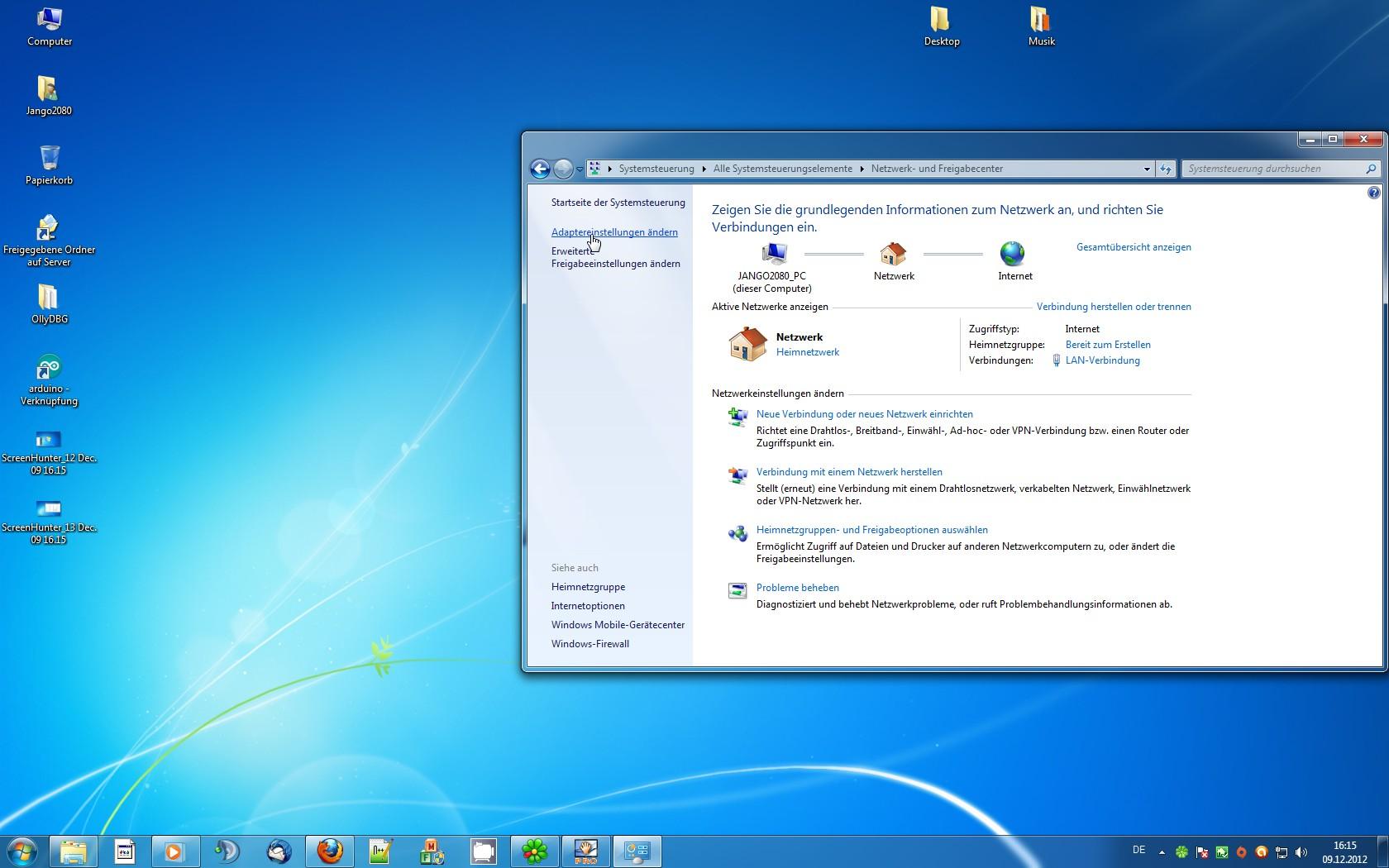 Windows 7 Netzwerk deaktivieren - I helf dir