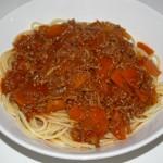 Einfaches Spaghetti Bolognese Rezept