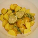 Kartoffeln in der Mikrowelle dampfgaren