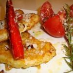 Parmesan-Schnitzel Rezept