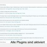 WordPress Plugins installieren und konfigurieren