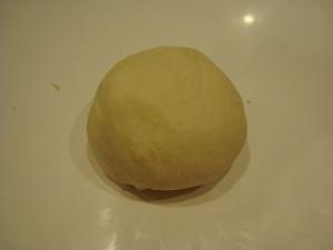 fertiger Teig für Tortillas