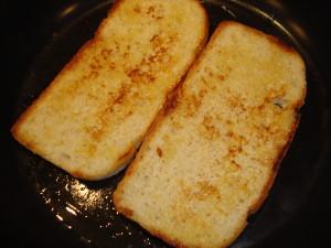 Brot für Bruschetta