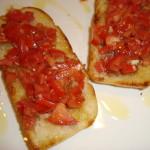 Bruschetta Rezept: con pomodoro