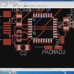 Arduino PCB designen mit eagle