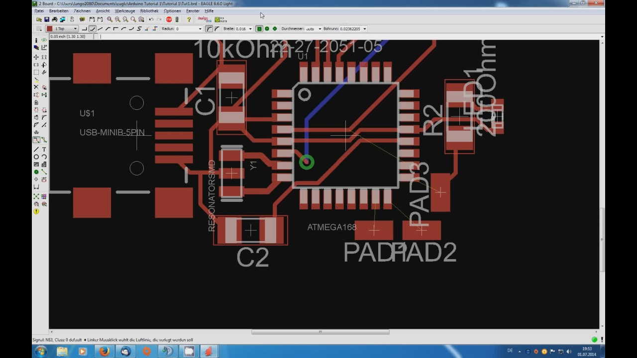 arduino tutorial 1 ein eigenes board i helf dir. Black Bedroom Furniture Sets. Home Design Ideas